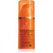 Collistar Special Perfect Tan Global Anti-Age Protection Tanning Face Cream слънцезащитен крем против стареене на кожата SPF 30 50 мл.