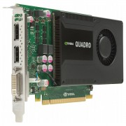 Placa video nVidia Quadro K2000 2GB GDDR5 - second hand