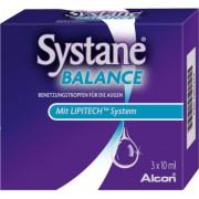 Alcon Pharma GmbH SYSTANE Balance Benetzungstropfen für die Augen 3X10 ml