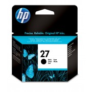 HP 27 Black Inkjet Cartridge,EUR For use in the DeskJet series 3300 and 3400 Printers