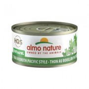 Almo Nature Legend 100% Natural Pacific Tuna Adult Grain-Free Canned Cat Food, 2.47-oz, case of 24