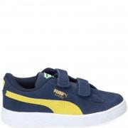 Puma Suede Classic Sneaker Jongens Blauw - Blauw - Size: 29