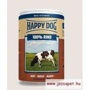 Happy Dog Rind Pur marhás konzerv kutyának 6*800g