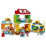 Lego Duplo Town Piata Mare A Orasului L10836