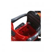 Masinuta de impins Arti 382 Mega Car Deluxe rosu