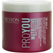 Revlon Professional Pro You Nutritive mascarilla para cabello seco 500 ml