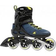 Rollerblade Sirio 90 Denim Blue/Lime 275 (B-Stock) #926837