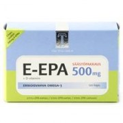 Dr Tolonen E-EPA 500 mg 120 kapslar