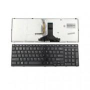 Клавиатура за Toshiba Satellite A660 A660D A665, US, черна