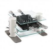 Raclette transparence crème 4 personnes 600 W 009404 Lagrange