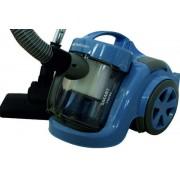 Aspirator fara sac Platinium Smart VC-Y700BL1, filtru HEPA lavabil, 1.5 l, 700 W (Albastru)