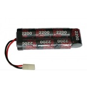 Acumulator Mini-Type 8,4V-2200 MAH (EP)