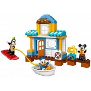 Lego 10827 Mickey & Friends Strandhuis