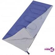 vidaXL Lagana pravokutna vreća za spavanje za jednu osobu