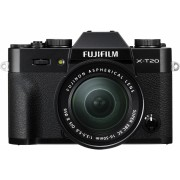 FUJI X-T20 + XC 16-50mm Preta (Promo)