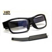 Spy HD kamera dokonale skrytá v okuliaroch + náhradná batéria