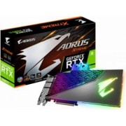 Placa video GIGABYTE AORUS GeForce RTX 2080Ti XTREME WATERFORCE WB 11GB GDDR6 352 bit