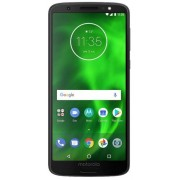"Telefon Mobil Motorola Moto G6, Procesor Octa-Core 1.8GHz, IPS LCD Capacitive touchscreen 5.7"", 3GB RAM, 32GB Flash, Camera Duala 12+5MP, Wi-Fi, 4G, Dual Sim, Android (Albastru) + Cartela SIM Orange PrePay, 6 euro credit, 6 GB internet 4G, 2,000 minute na"