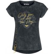 Wonder Woman 1984 - Only you can Damen-T-Shirt - Offizieller & Lizenzierter Fanartikel S, M, L, XL, XXL, 3XL Damen