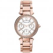 Michael Kors MK5616 Mini Parker Ladies Watch rose gold/pearl
