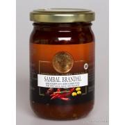 Sambal Brandal - Koningsvogel 200g