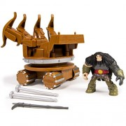 Dreamworks Dragons War Machine and Dragon Action Figure