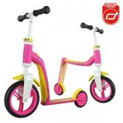 Scootandride Highwaybaby 2w1 hulajnoga i rowerek 1+ Pink,