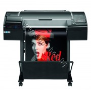 Плотер HP DesignJet Z2600 ps, p/n T0B52A - Широкоформатен принтер / плотер HP
