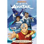 Avatar: The Last Airbender--North and South Part One, Paperback