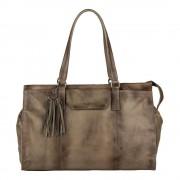 Burkely Noble Nova Handbag M Khaki