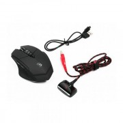 Mouse, A4 Bloody R70, Gaming, Wireless, Black