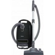 Aspirator cu sac Miele Complete C3 Comfort EcoLine SGMP3 550 W 4.5L filtru HEPA 72 dB Negru