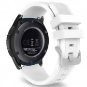 TECH-PROTECT Řemínek pro Samsung Galaxy Watch 46mm - Tech-Protect, Smoothband White
