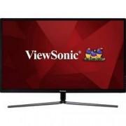 "Viewsonic LCD monitor Viewsonic VX3211-2K-MHD, 80 cm (31.5 ""),2560 x 1440 px 3 ms, IPS LCD HDMI™, DisplayPort, VGA, zásuvka sluchátek, audio, stereo (jack 3,5 m"