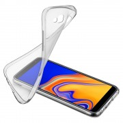 Husa Capac Spate Soft SAMSUNG Galaxy J4 Plus 2018 CELLULARLINE