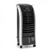 Klarstein Maxfresh BK, ventilátor, léghűtő, 6 l, 65 W, távirányító, 2 x jégakku (ACO6-Maxfresh-B)