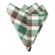 Ulterior Motive Orion Forrest Handkerchief Green/Brown/Eggshell