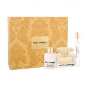 Dolce&Gabbana The One confezione regalo eau de parfum 75 ml + lozione corpo 100 ml + eau de parfum 10 ml per donna