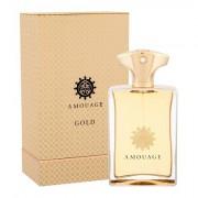 Amouage Gold Pour Homme eau de parfum 100 ml uomo