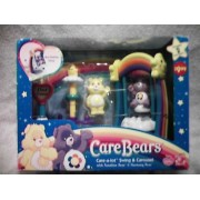 Care Bears Care-A-Lot Playsets(Swing & Carousel or Teeter Totter & Rocking Horse set)