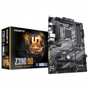 MB, GIGABYTE Z390 UD /Intel Z390/ DDR4/ LGA1151