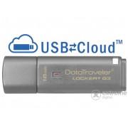 Pendrive Kingston DataTraveler Locker+ G3 (DTLPG3/16GB) USB 3.0 16GB