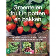 Groente en fruit in potten en bakken door Jo Whittingham