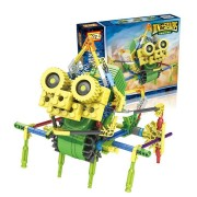 LOZ Robot ElectricToy Blocks Bricks 117PCS 24cm Adults Kids Collection Learning Education Gift