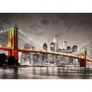 Puzzle 1000 piese new york city brooklyn bridge