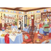 Puzzle The House of Puzzles - Afternoon Tea, 1.000 piese (56688)