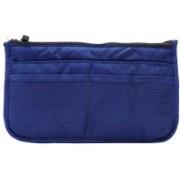 Premsakhi Travel Cosmetic Pocket Bag Women Multi-Function Makeup Pouch Bag Zipper Wash Bag Toiletries Storage Travel Toiletry Kit(Blue)