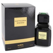 Ajmal Hatkora Wood Eau De Parfum Spray (Unisex) 3.4 oz / 100.55 mL Men's Fragrances 543192