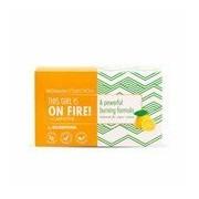 On fire termogénico limão 15ampx10ml - Gold Nutrition