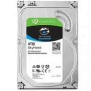 "Твърд диск 4TB Seagate SkyHawk Guardian ST4000VX007, SATA 6Gb/s, 5900rpm, 64MB кеш, 3.5""(8.89 cm)"